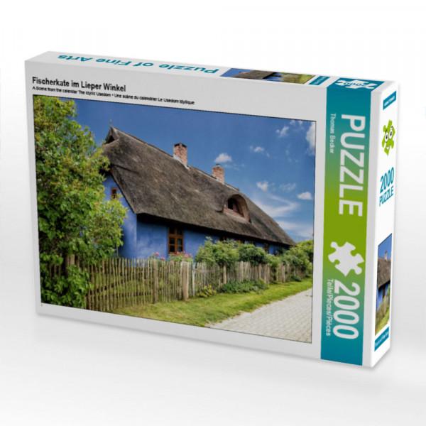Puzzle Fischerkate im Lieper Winkel Foto-Puzzle Bild von Becker Thomas