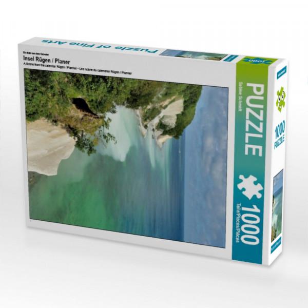 Puzzle Insel Rügen / Planer
