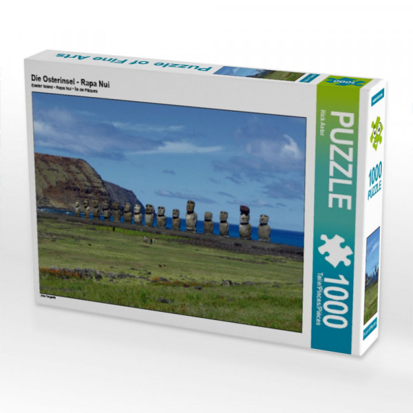Puzzle Die Osterinsel - Rapa Nui