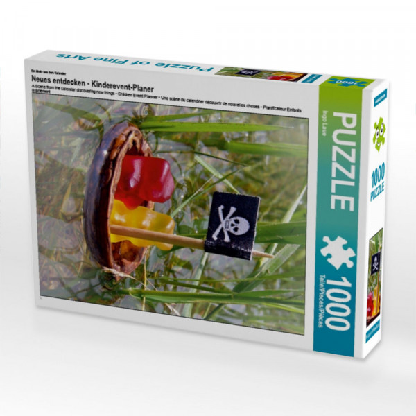 Neues entdecken - Kinderevent-Planer Puzzle 1