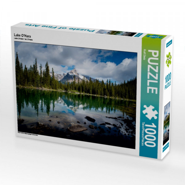 Puzzle Lake OHara
