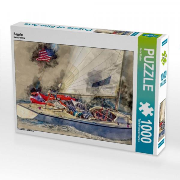 Puzzle Segeln