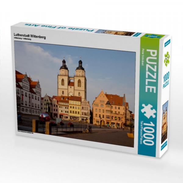 Puzzle Lutherstadt Wittenberg