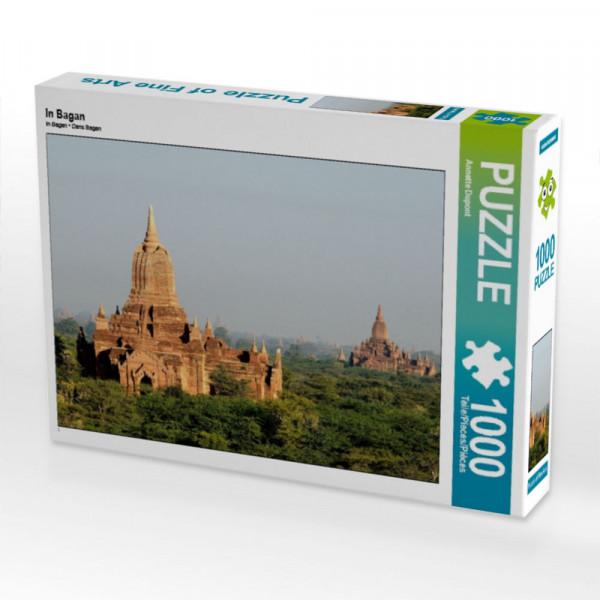 Puzzle In Bagan