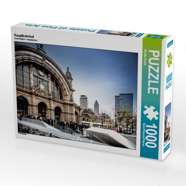 Puzzle Hauptbahnhof