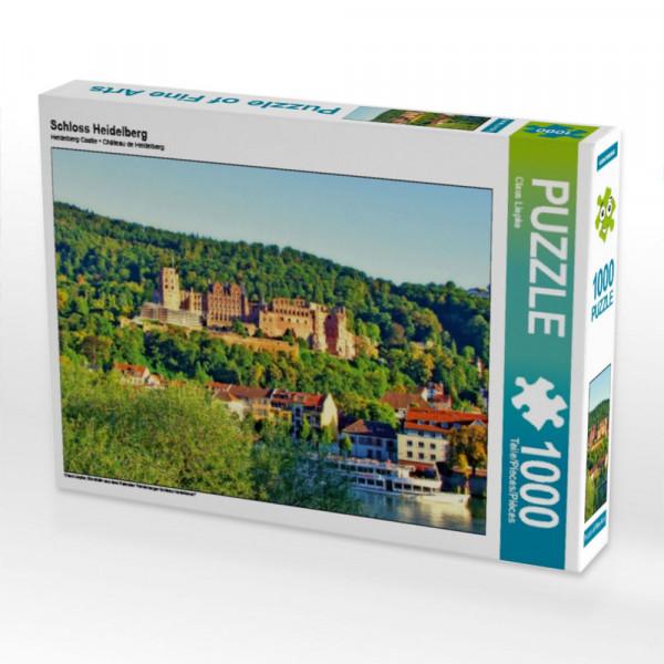 Puzzle Schloss Heidelberg