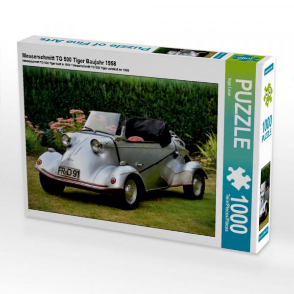 Puzzle Messerschmitt TG 500 Tiger Baujahr 1958