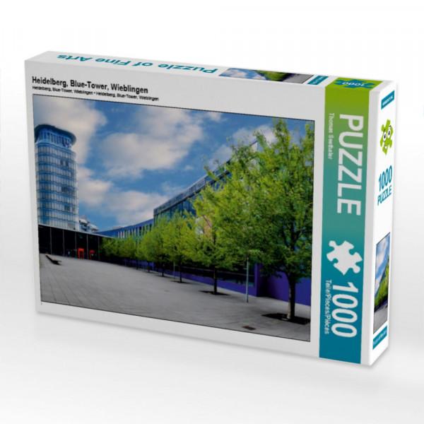 Puzzle Heidelberg Blue-Tower Wieblingen