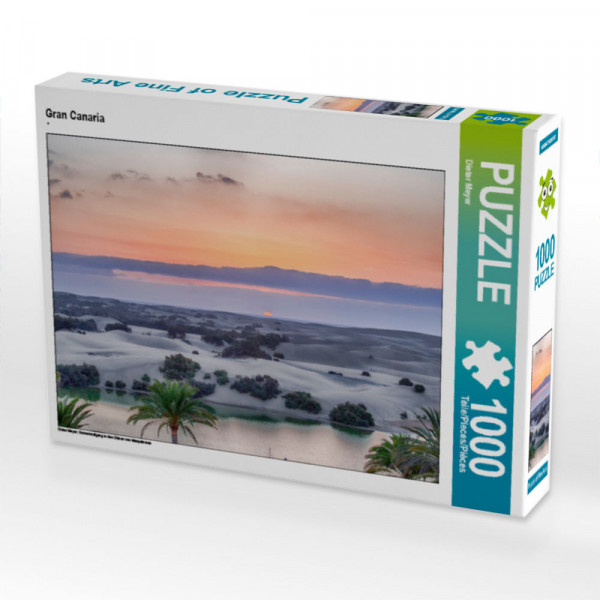 Puzzle Gran Canaria