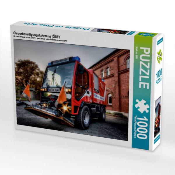 Puzzle Ölspurbeseitigungsfahrzeug ÖSF9
