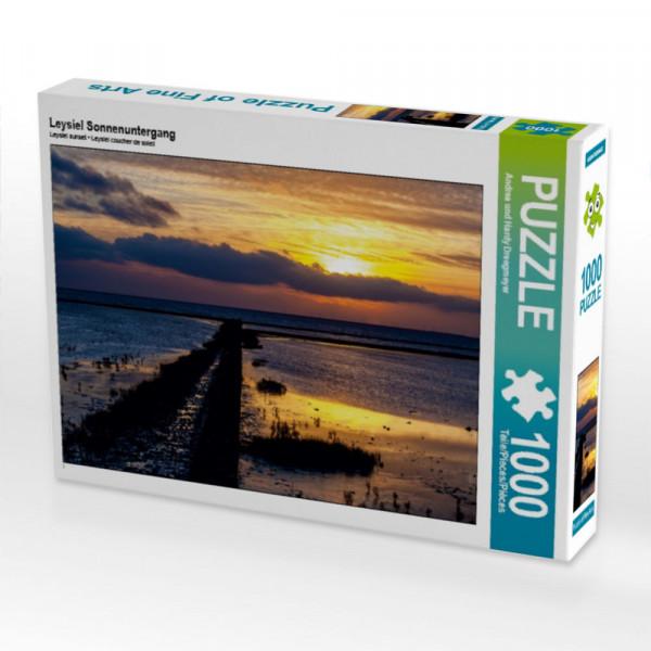 Puzzle Leysiel Sonnenuntergang