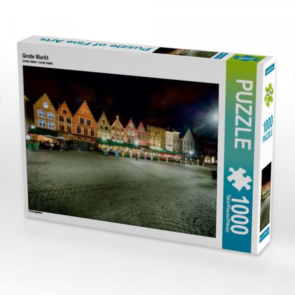 Puzzle Grote Markt