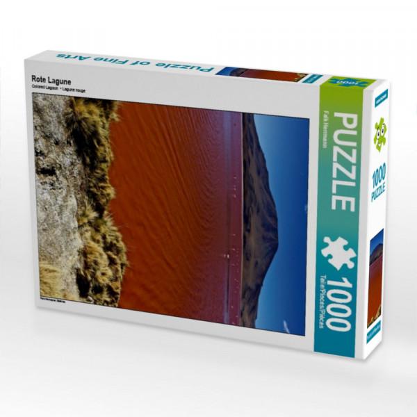 Puzzle Rote Lagune