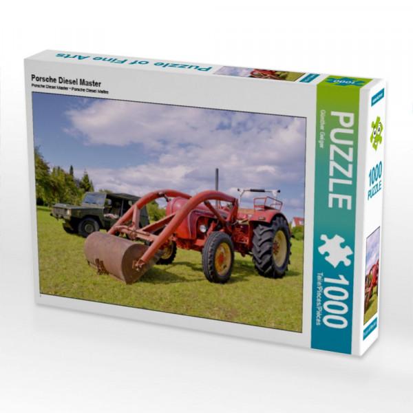 Puzzle Porsche Diesel Master