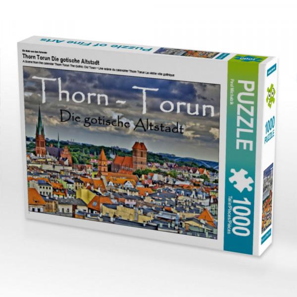 Puzzle Thorn Torun Die gotische Altstadt