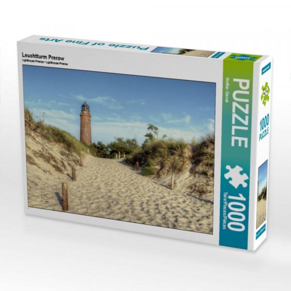 Puzzle Leuchtturm Prerow