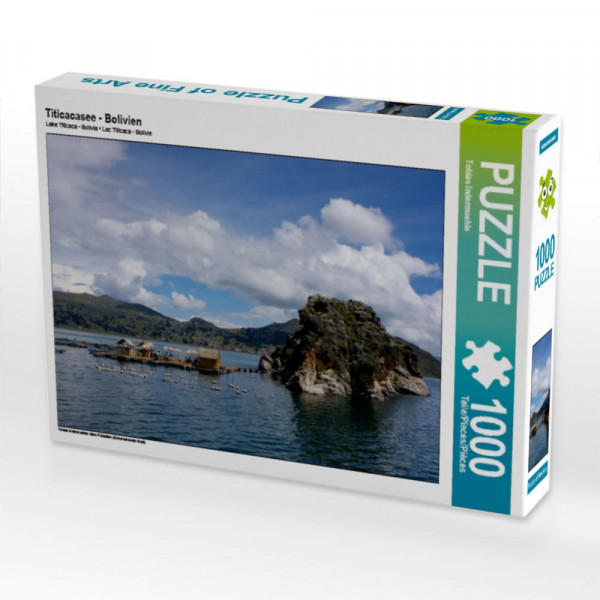 Puzzle Titicacasee - Bolivien
