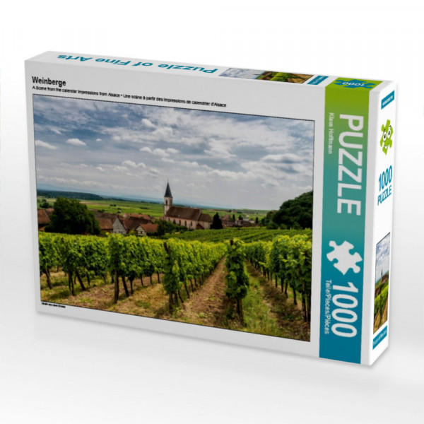 Puzzle Weinberge