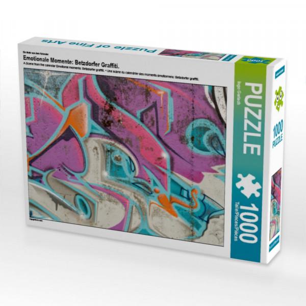 Puzzle Emotionale Momente: Betzdorfer Graffiti.