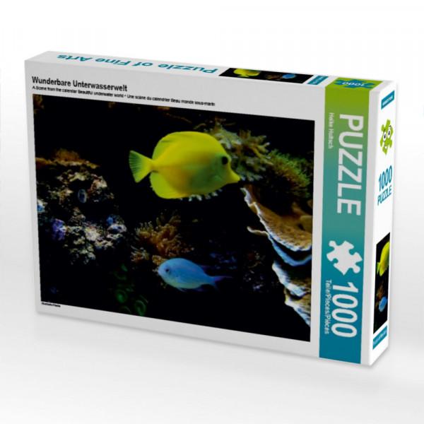 Puzzle Wunderbare Unterwasserwelt