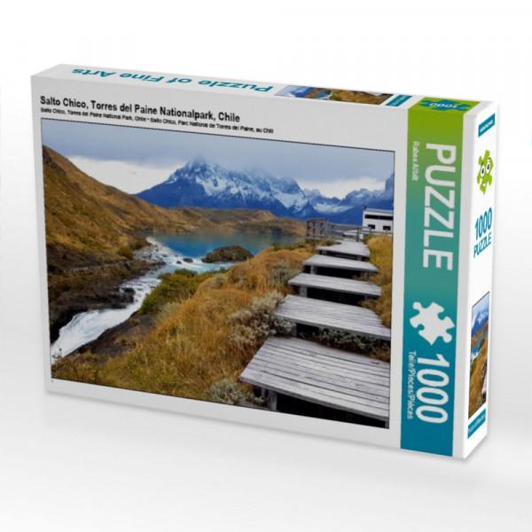 Puzzle Salto Chico Torres del Paine Nationalpark Chile