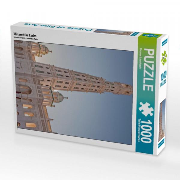 Puzzle Minarett in Tarim