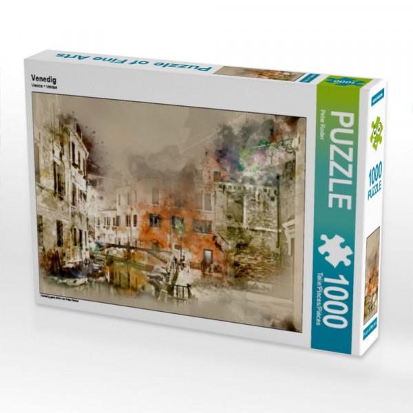 Puzzle Venedig