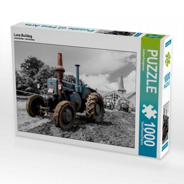 Puzzle Lanz Bulldog