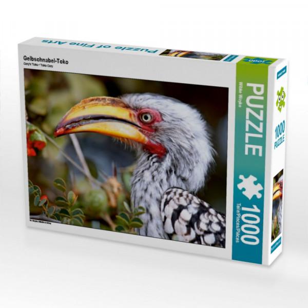 Puzzle Gelbschnabel-Toko