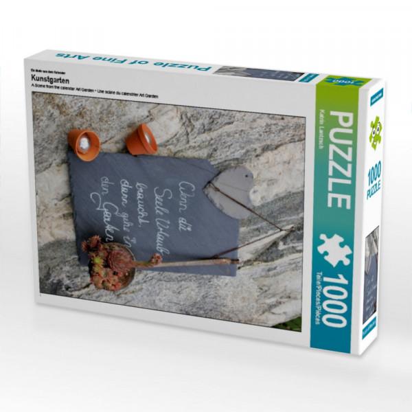 Puzzle Kunstgarten