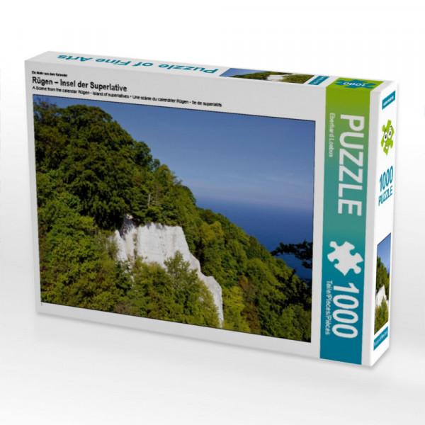 Puzzle Rügen – Insel der Superlative