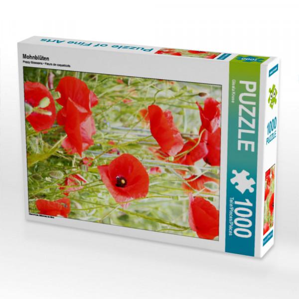 Puzzle Mohnblüten