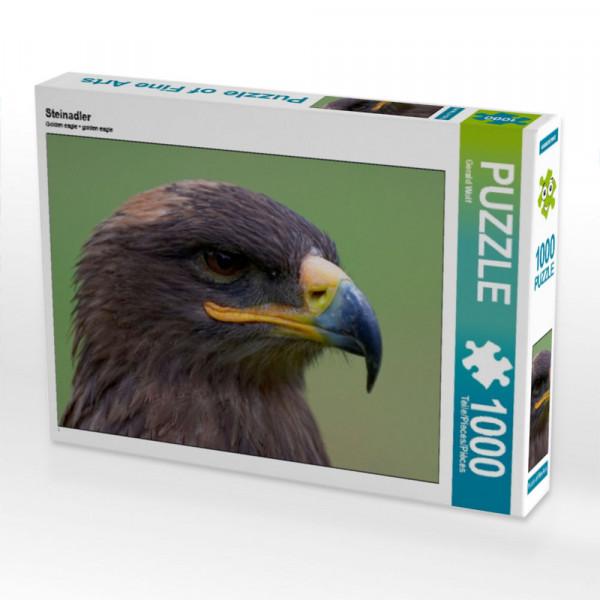 Puzzle Steinadler