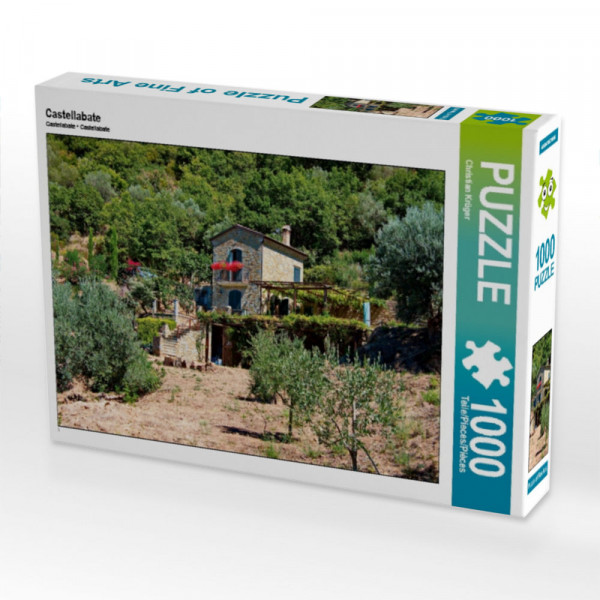 Puzzle Castellabate