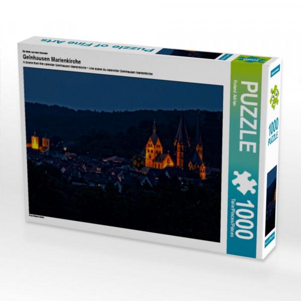 Puzzle Gelnhausen Marienkirche