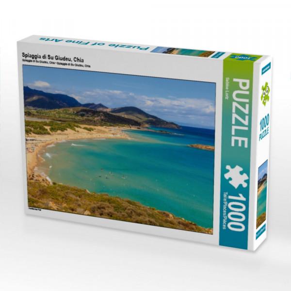 Puzzle Spiaggia di Su Giudeu Chia