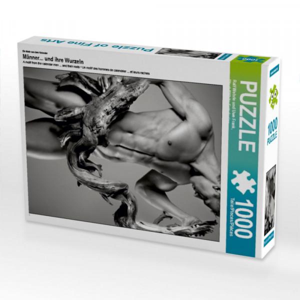 Puzzle Männer... und ihre Wurzeln