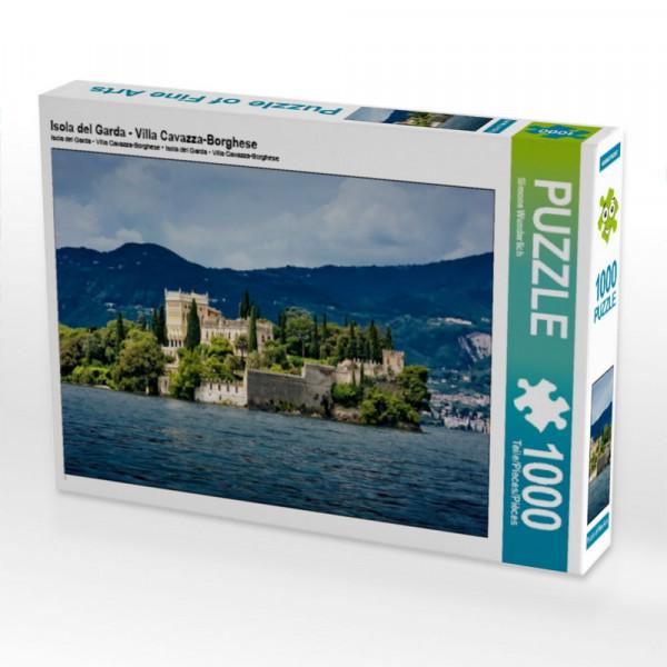Puzzle Isola del Garda - Villa Cavazza-Borghese