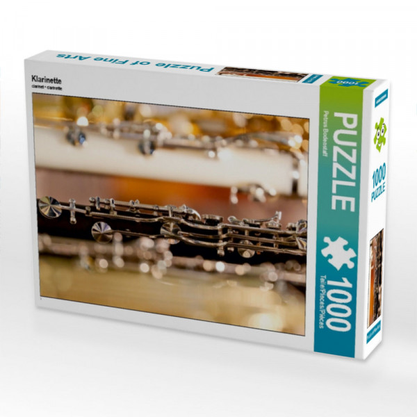 Puzzle Klarinette
