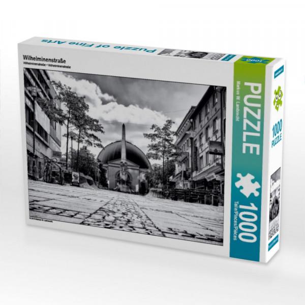 Puzzle Wilhelminenstraße