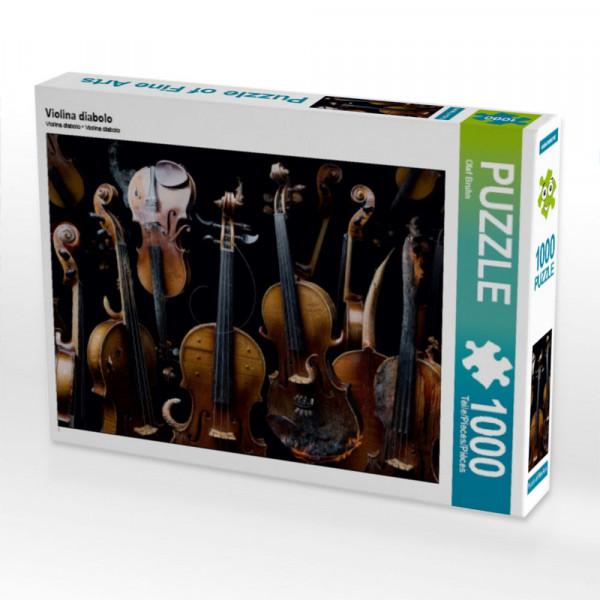 Puzzle Violina diabolo