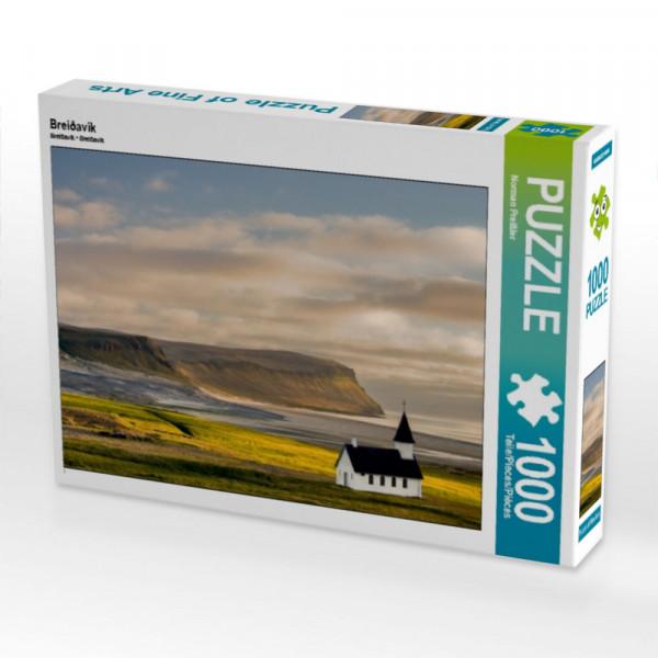 Puzzle Breiðavík