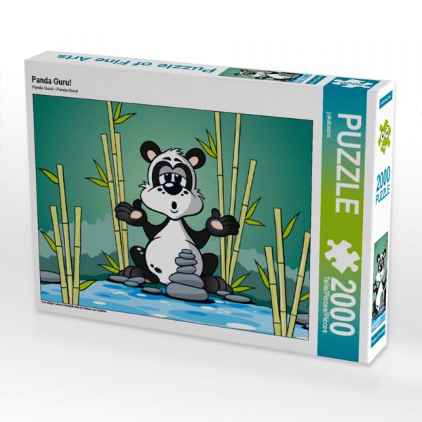 Puzzle Panda Guru!