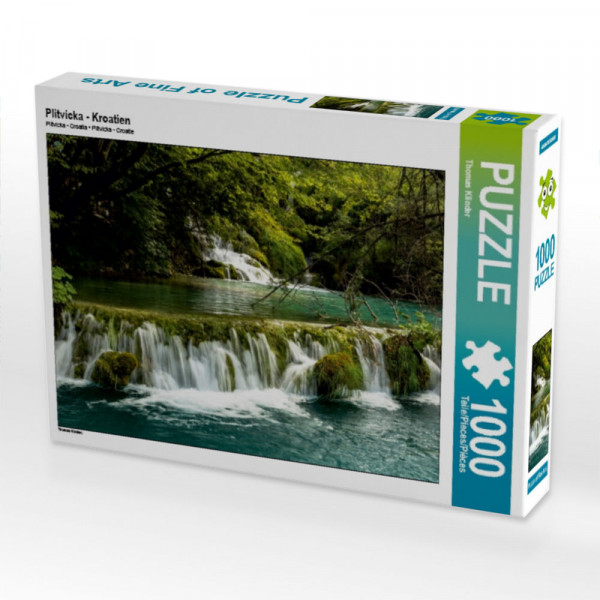 Puzzle Plitvicka - Kroatien