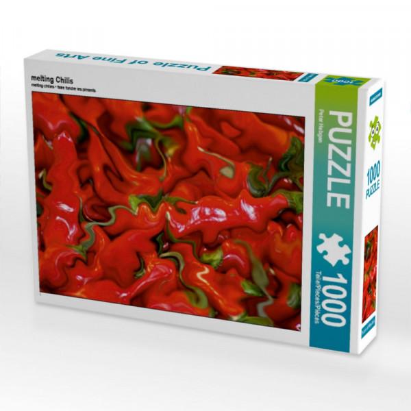 Puzzle melting Chilis