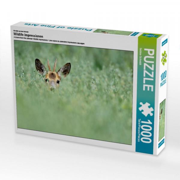 Puzzle Wildlife Impressionen
