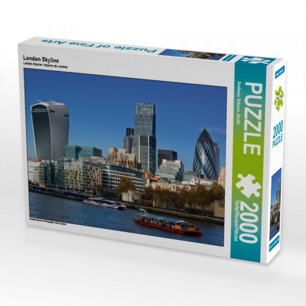 Puzzle London Skyline Foto-Puzzle Bild von Schoen Andreas