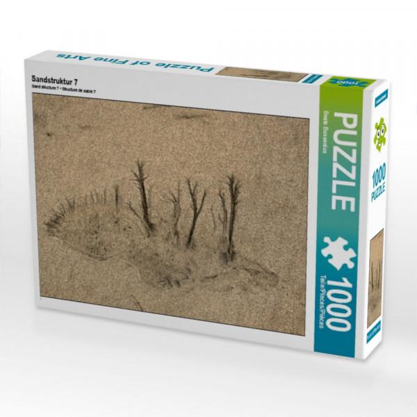 Puzzle Sandstruktur 7