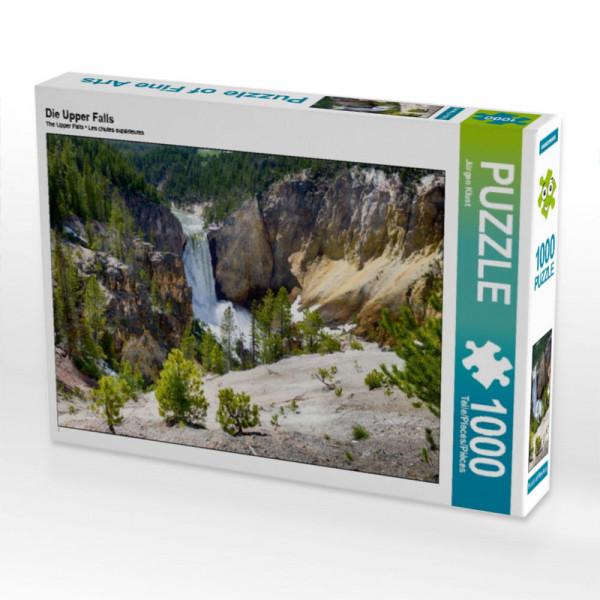 Puzzle Die Upper Falls