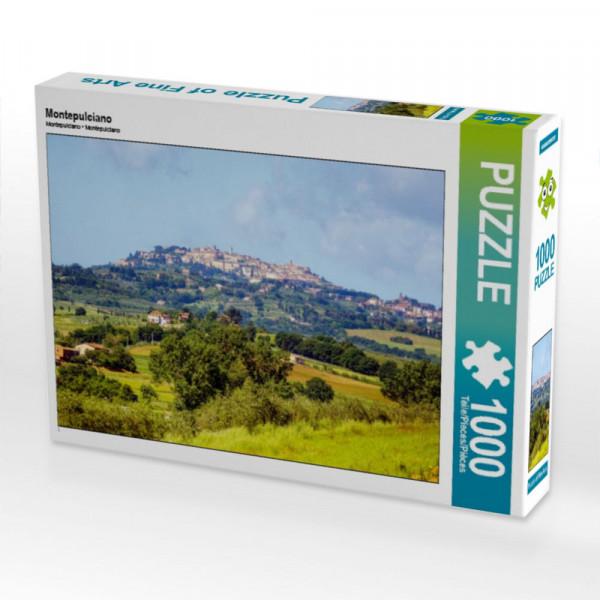 Puzzle Montepulciano